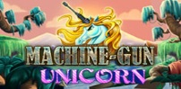 Cover art for Machine-Gun Unicorn slot