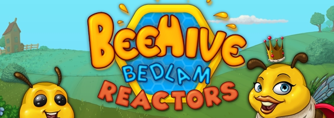 Beehive Bedlam Reactors Slots - Play Online or on Mobile Now