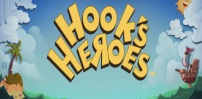 Cover art for Hook's Heroes slot