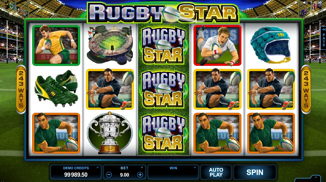 Rock Star Slot Machine - Play Online or on Mobile Now