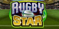 Cover art for Rugby Star slot