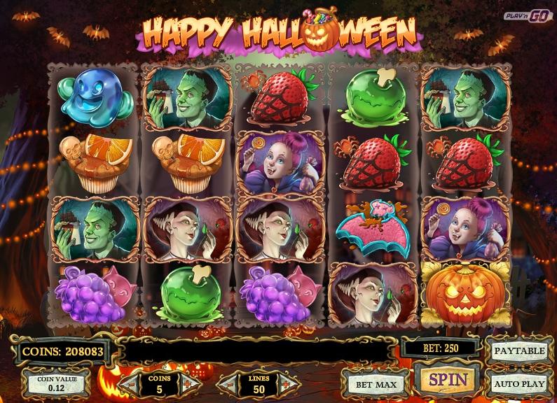 Free Slot Games Halloween