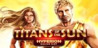 Cover art for Titans of the Sun – Hyperion slot