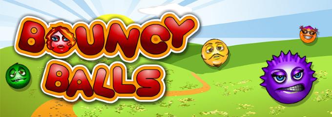 bouncy balls logo