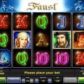 faust slot main game