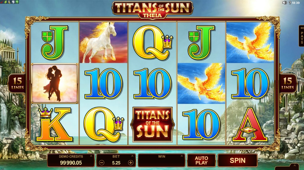 Cash of the Titans Slots - Play Free with No Downloads