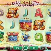 koi princess slot main game