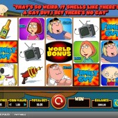 family guy slot main game