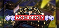 Cover art for Monopoly – Once Around Deluxe slot