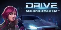 Cover art for Drive: Multiplier Mayhem slot