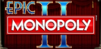 Cover art for Epic Monopoly II slot