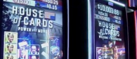 House of cards slots