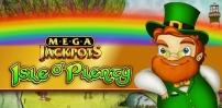 Cover art for Megajackpots Isle O' Plenty slot