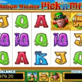 rainbow riches pick n mix main game