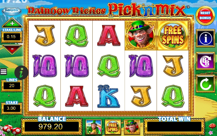 Spiele Rainbow Riches Pick And Mix - Video Slots Online