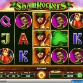 shamrockers eire to rock slot main game