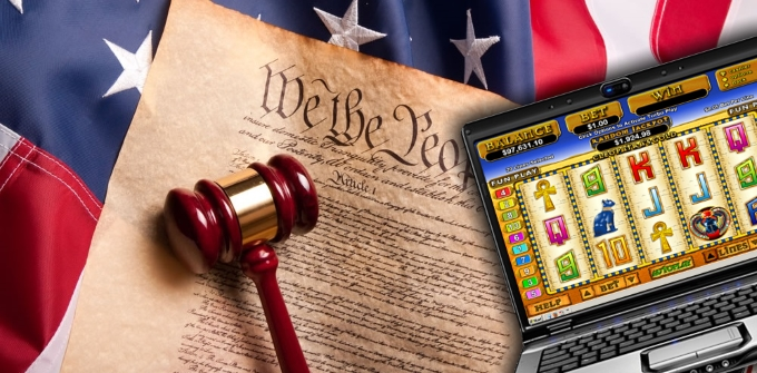 us legal online gambling for playing slots