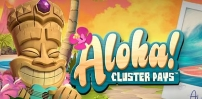 Cover art for Aloha! Cluster Pays slot