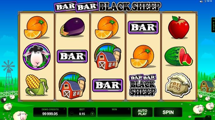 Spiele Bar Bar Black Sheep - 5 Reels - Video Slots Online