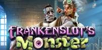 Cover art for Frankenslot's Monster slot
