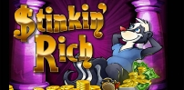 Cover art for Stinkin' Rich slot