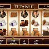 titanic slot main game