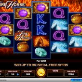 fire horse slot main game
