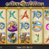 golden caravan slot main game