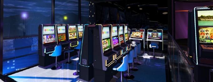 virtual reality slots cabinets