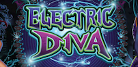 Cover art for Electric Diva slot