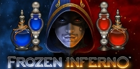 Cover art for Frozen Inferno slot