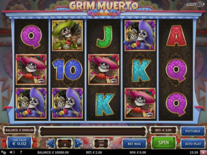 grim muerto main game preview