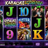 karaoke party slot main game