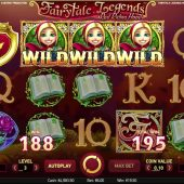 fairytale legends red riding hood slot main game