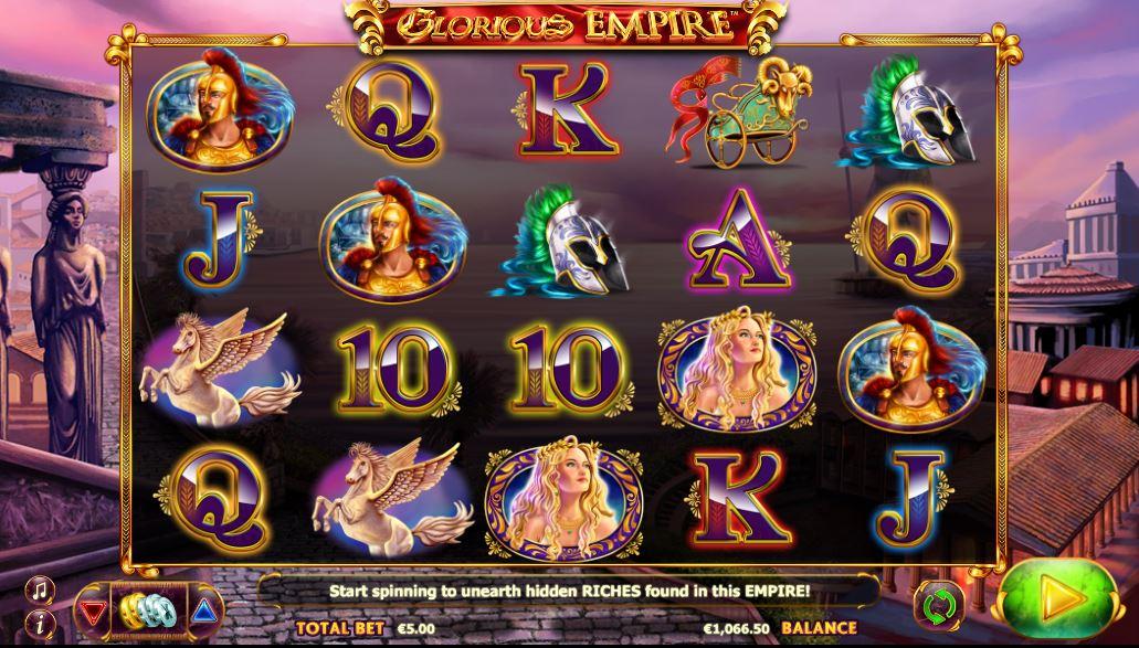 Glorious Empire No Download Slot