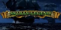 Cover art for Skulls of Legend slot