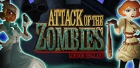 Cover art for Attack of the Zombies slot