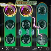 attack of the zombies slot main game