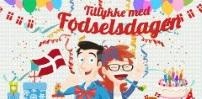 Cover art for Fodselsdagen slot