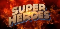 Cover art for Super Heroes slot