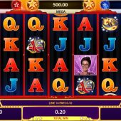 wonder woman gold slot main game