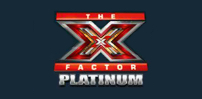 x factor platinum slot logo