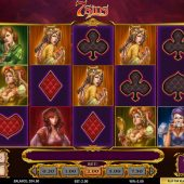 7 sins slot main game