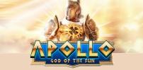 Cover art for Apollo: God of the Sun slot