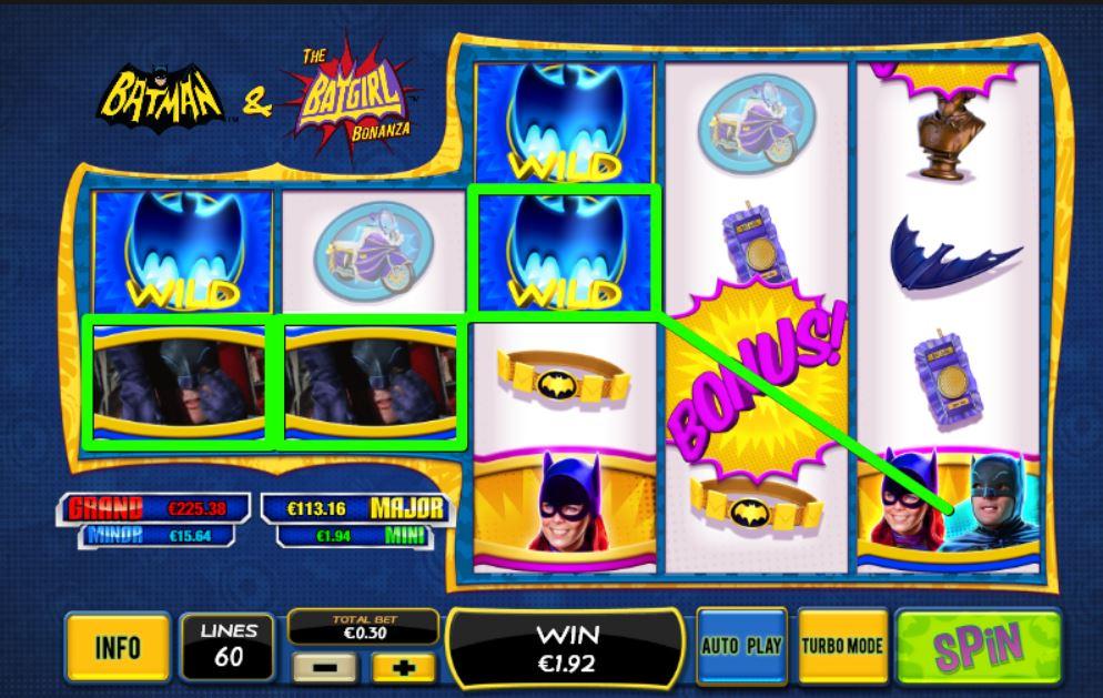 Spiele Batman & The Batgirl Bonanza - Video Slots Online