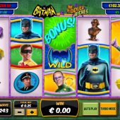 batman and the riddler riches slot main game