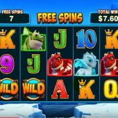 dragonz slot main game