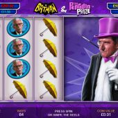 batman and the penguin prize slot main game