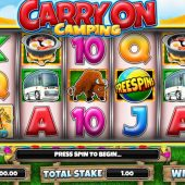 carry on camping slot main game
