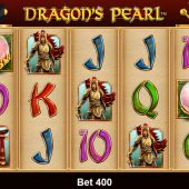 dragons pearl slot main game